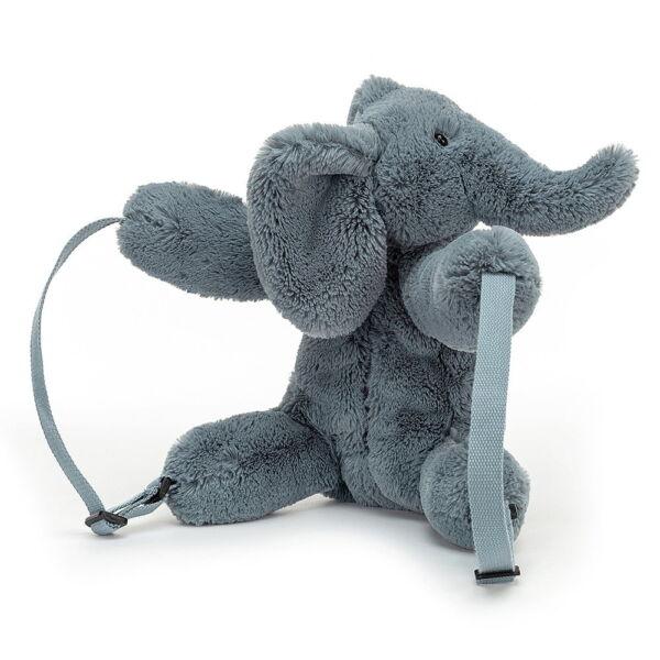Jellycat Huggaday Elephant Backpack