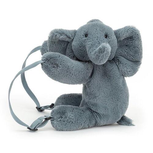 Jellycat Elephant Huggaday Backpack