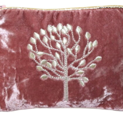 6ffd72316a Lua Mulberry Tree Coin Purse Rose T..