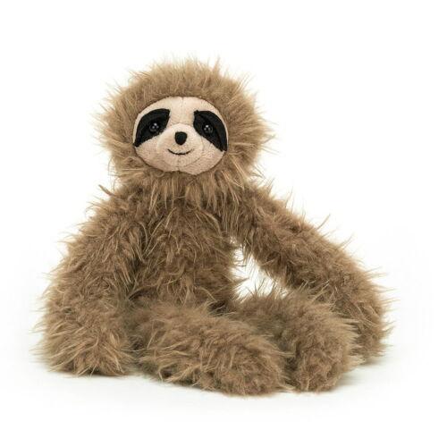 jellycat sloth soft toy