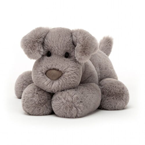 Jellycat Huggady Dog, Cuddly Collectable Tot