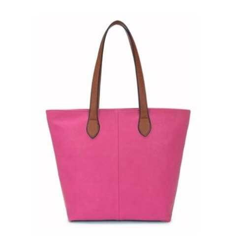 Shoulder Bag. Pink
