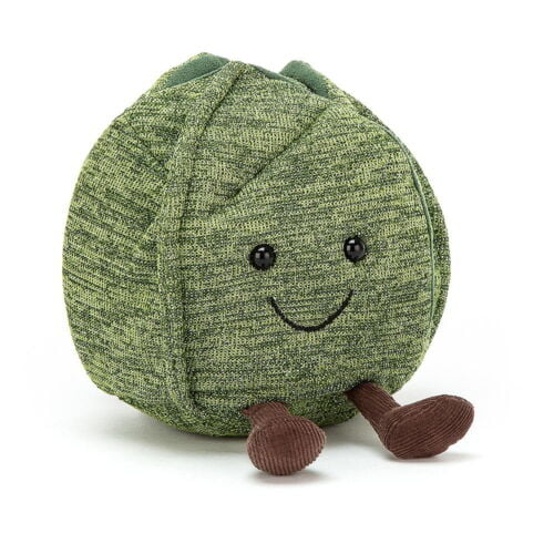 Jellycat Amuseable Brussel Sprout