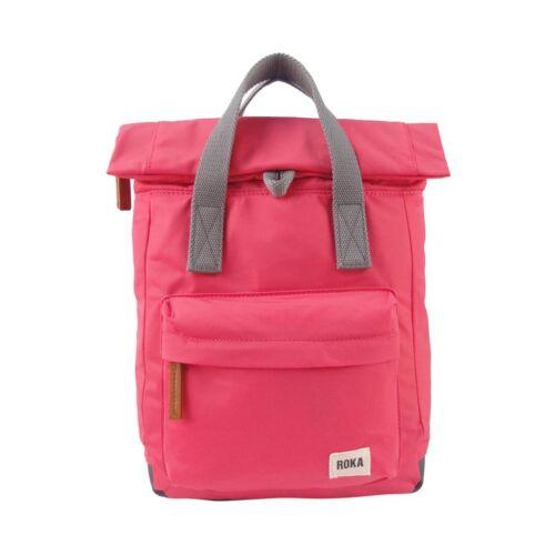 Canfield B Small raspberry bag by Roka