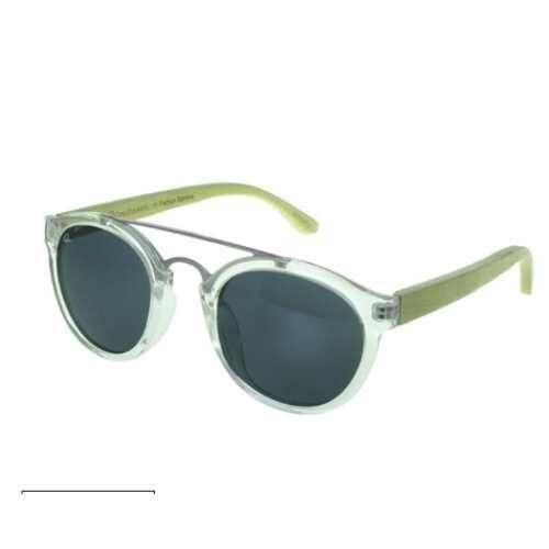 Sunglasses Bamboo/clead