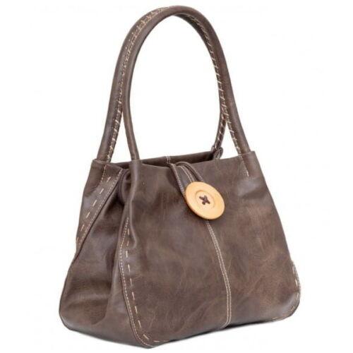 Shoulder Bag. Brown
