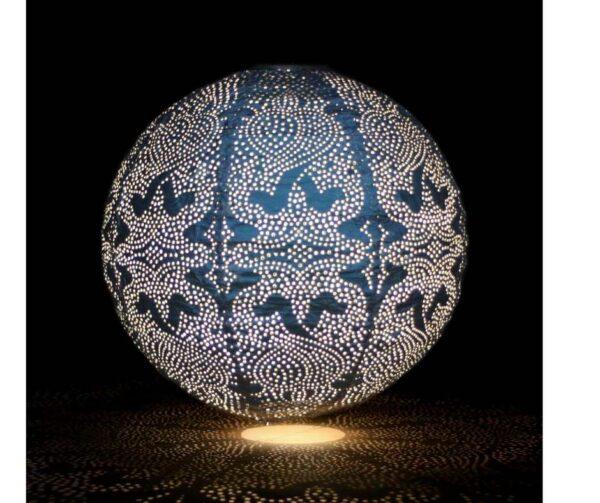 Solar Globe Lantern Outside Use