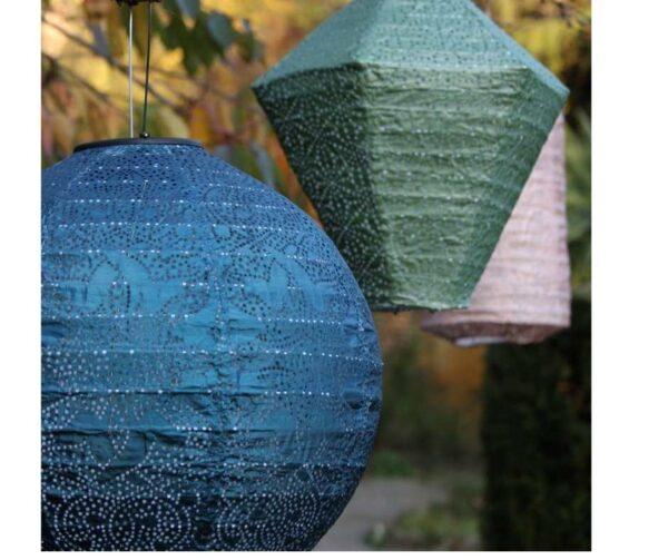 Globe solar lantern outdoor use