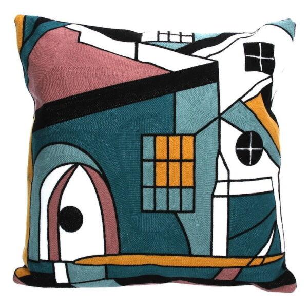 Gisela Graham Modernist Design Cushion