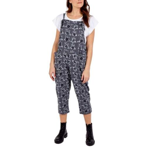 Star design Dungarees in cotton.