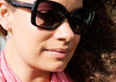 Sunglasses dark Tortoiseshellh