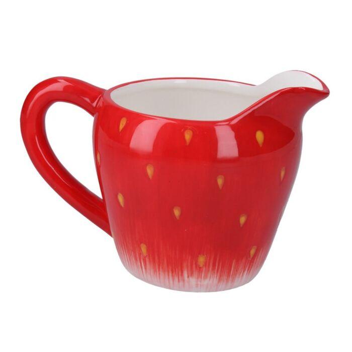 kitchen jug strawberry small