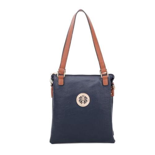 Navy Hand Bag