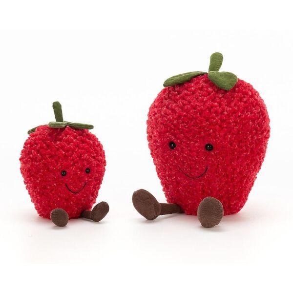 jellycat strawberry soft toys