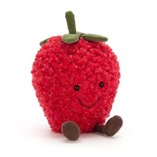 jellycat strawberry soft toy