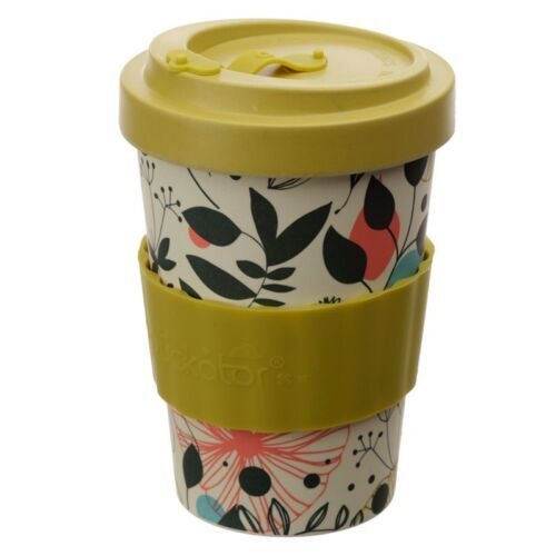 Reusable Bamboo Travel Cup. Wisewood