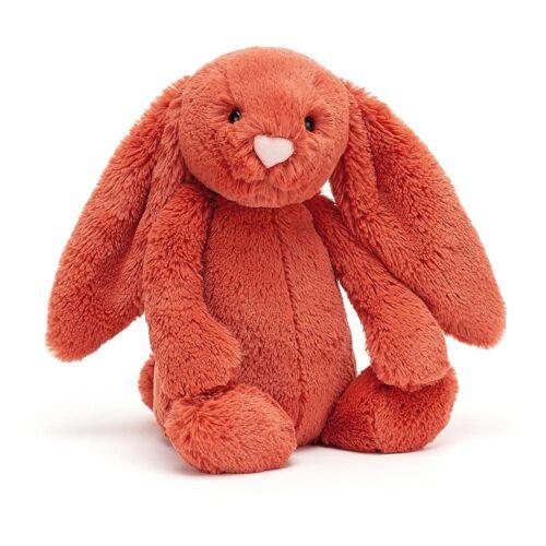 Jellcat soft toy bashful bunny cinnamon bunny