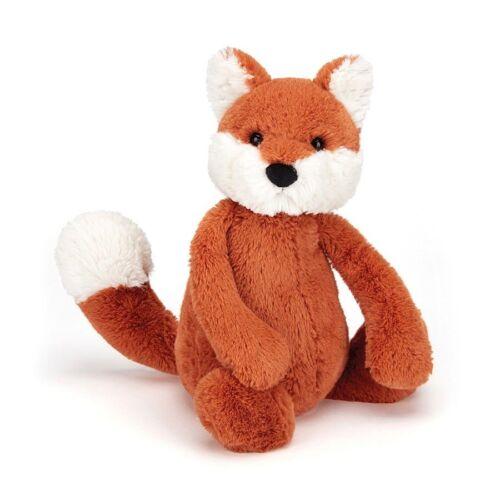 jellycat bashful fox soft toy
