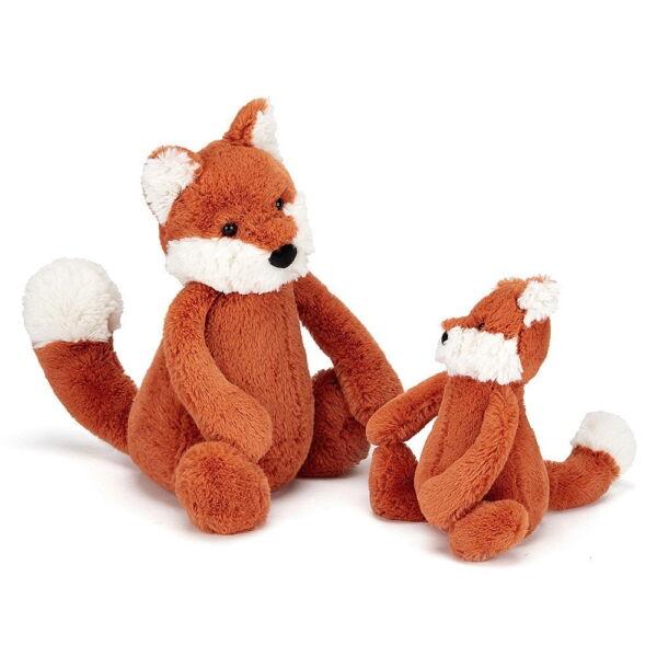 Bashful Fox from Jellycat