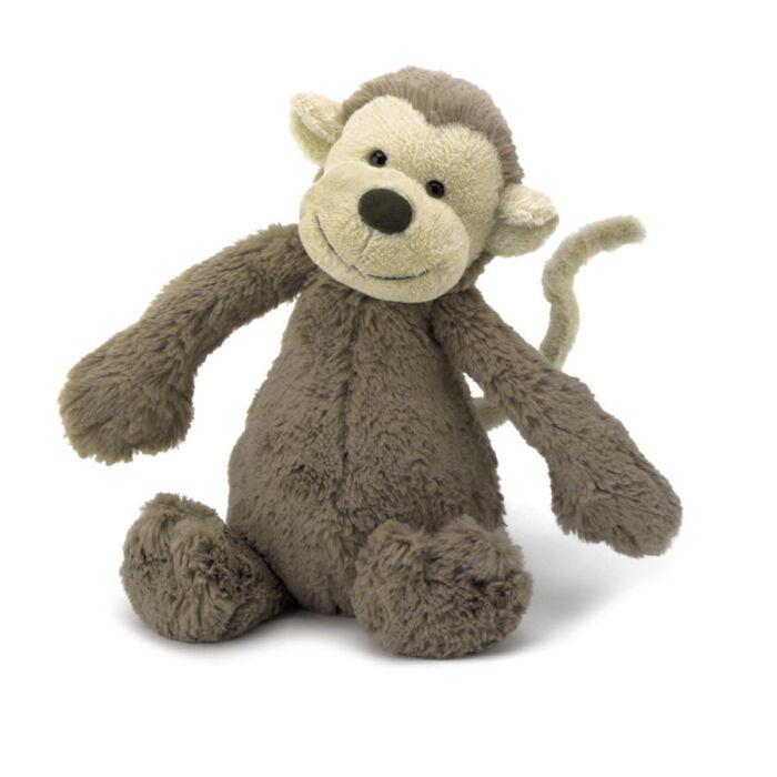 jellycat monkey soft toy