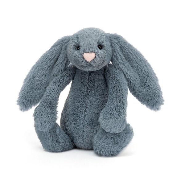 Jellycat Dusky Blue bashful Bunny