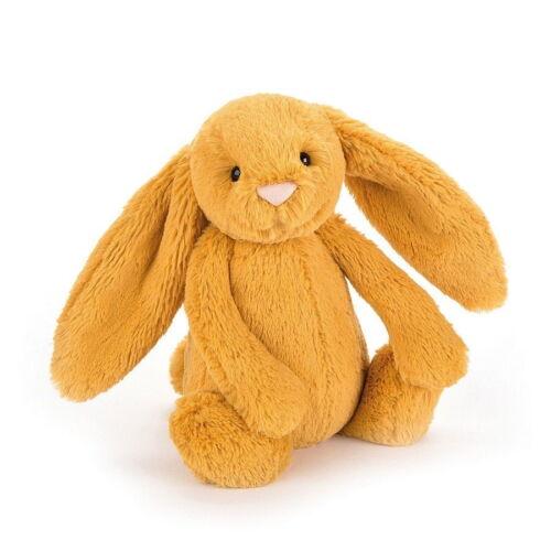 Jellycat Bashful Bunny Saffron Small