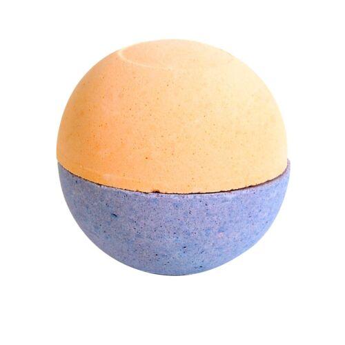 Bath Bomb Double Bath Fizzer Orange and patchouli