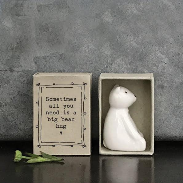 Porcelain Bear