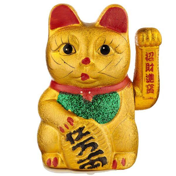 Lucky Golden waving Cat