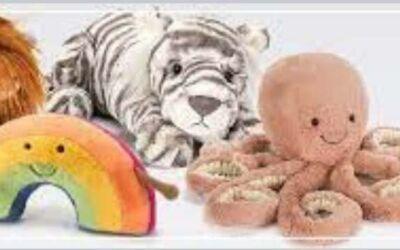 Amazing Jellycat Cuddly Toys