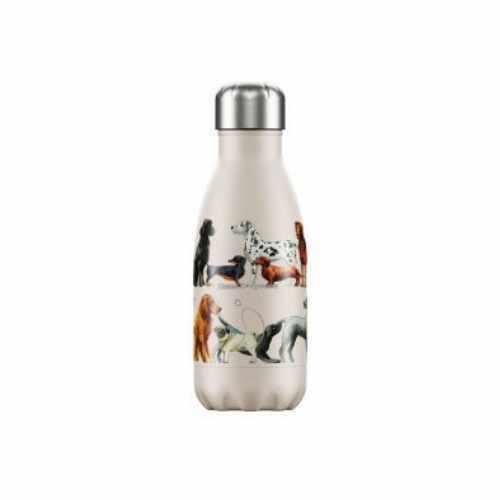 Chilly Bottle Emma Bridgewater Dog Design 260 ml