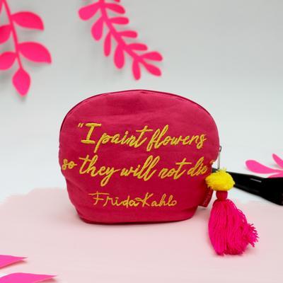 Frida Kahlo Make up bag