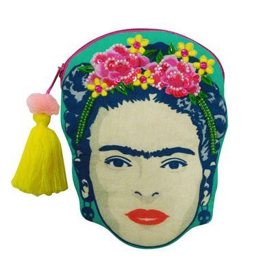 Frida Kahlo Coin Purse