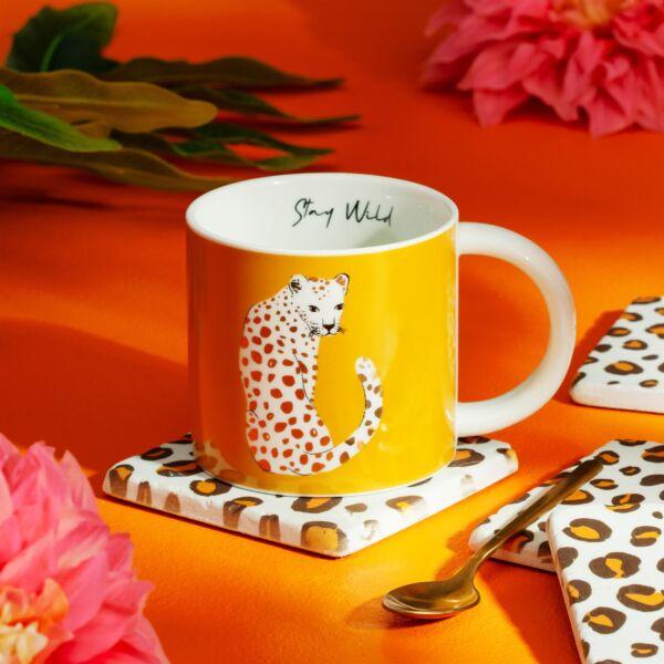 Lepard mug