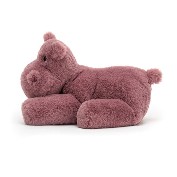 jellycat soft toy huggable hippo