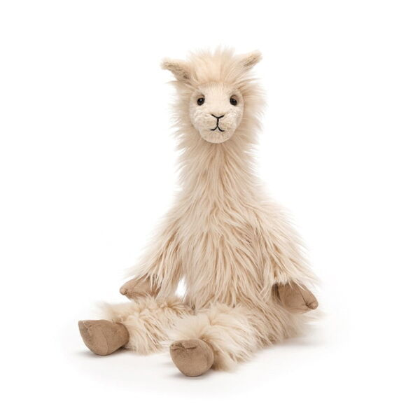 jellycat llama soft toy