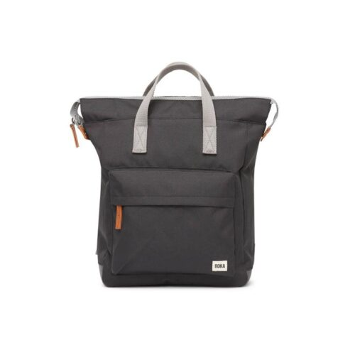 Roka sustainable recylced back pack ash
