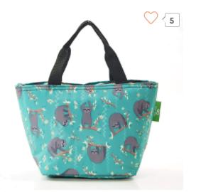Lunch Bag Sloth
