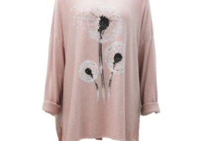 Top Knit Soft Top Dandelion Ladies