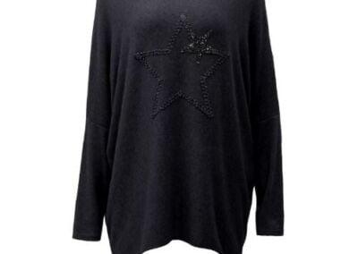 Top Knit Soft Star