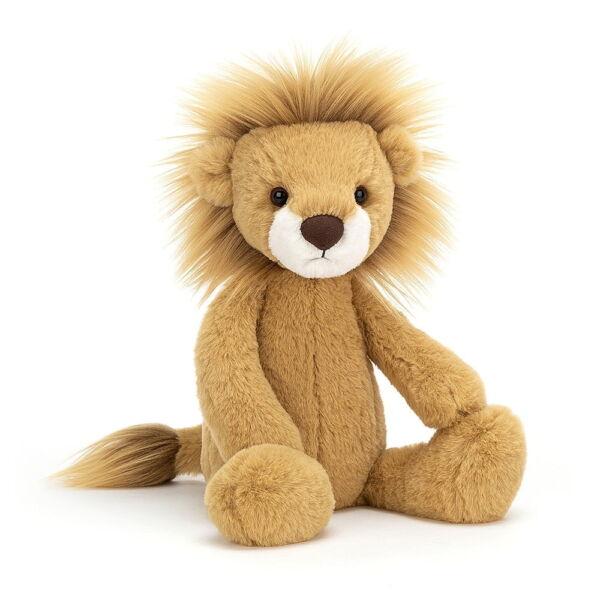 jellycat lion soft toy