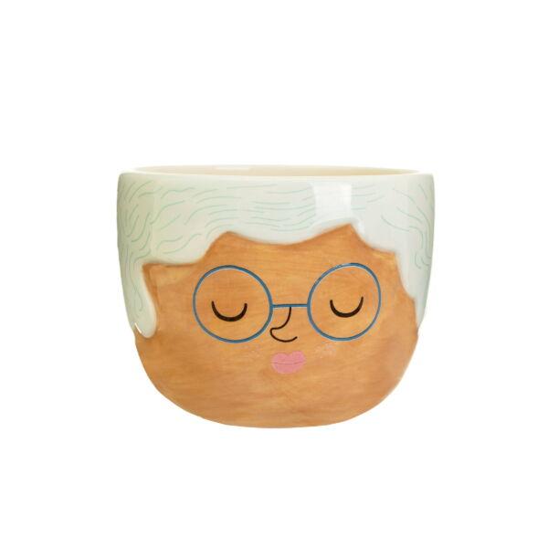 mini pot planter ceramic