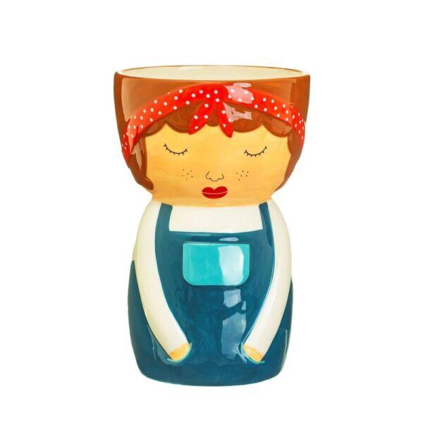 libby vase pottery