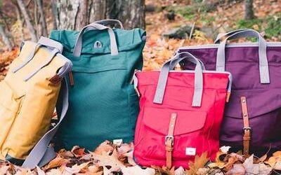 By Popular Demand New Roka Rucksacks Have Arrived !