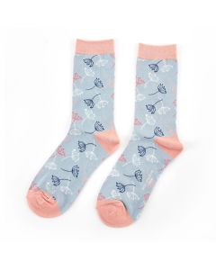 Miss Sparrow Ladies Bamboo Soft socks