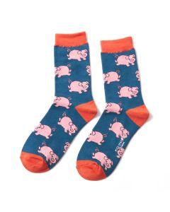Miss Sparrow Ladies Soft Bamboo Socks