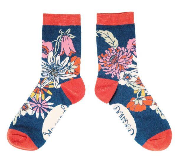 Powder Meadow Socks Teal