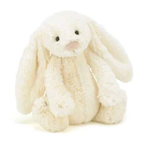 Jellycat Bashful Bunny Cream. Medium