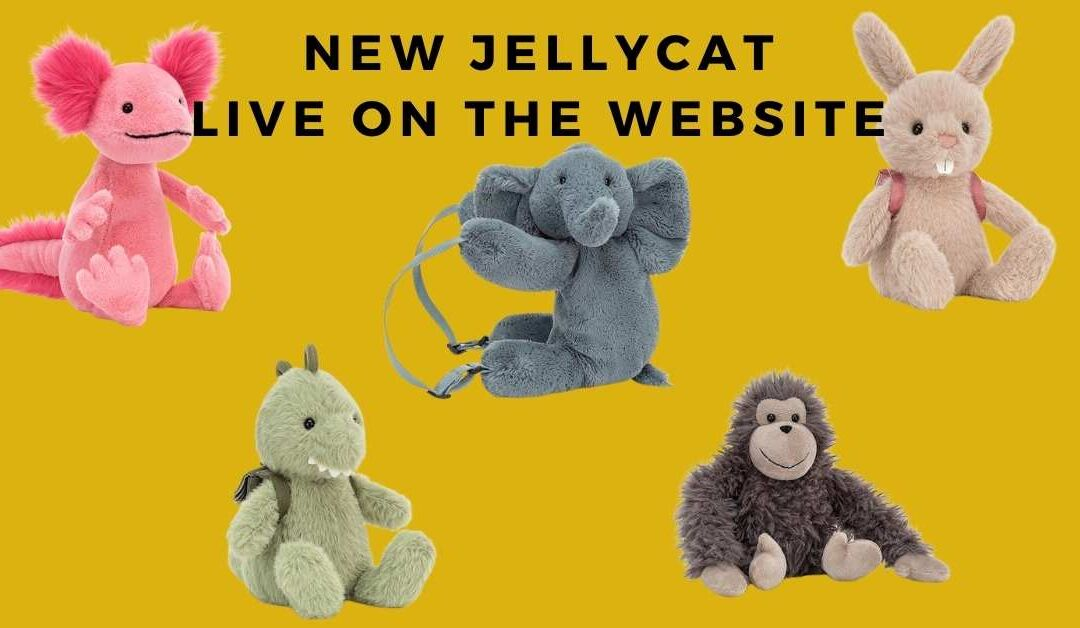 New Jellycat Has Arrived