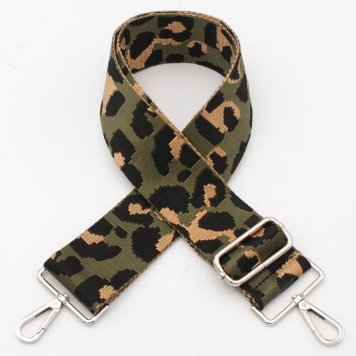 Bag Strap Leopard Print